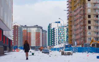 Вложиться в строительство квартиры москва