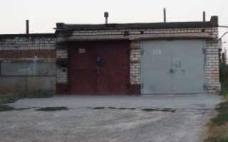 Договор купли продажи гаража в рассрочку образец