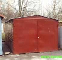 Бланк договора купли продажи гаража