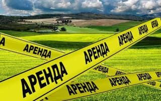 Аренда земельного участка с последующим выкупом