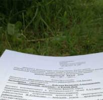 Какие документы оформляются при покупке земельного участка
