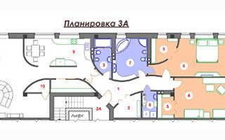 Где посмотреть план квартиры
