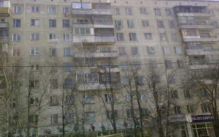 Двухкомнатная квартира в 9 этажке планировка
