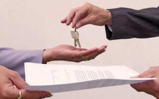 Акт приема передачи при найме квартиры образец
