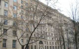 Высота потолков в сталинских квартирах