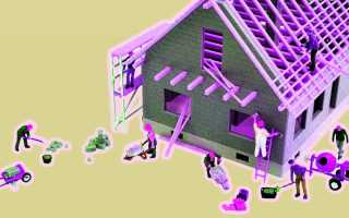 Кредит на покупку дома в сельской местности