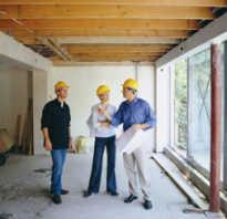 Акт приемки перепланировки квартиры