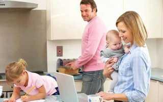 Пособия по беременности и родам2019