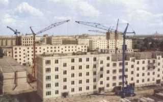 Брежневки планировки квартир