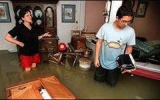 Если соседи затопили квартиру куда обращаться